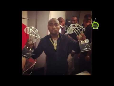 Davido Top Winners at MTV Africa Music Awards