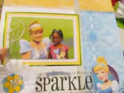 Scrapbooking Ideas Princess