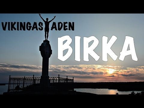 Birka Vikingastaden - 2015