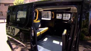 Nissan NV200 London Taxi - Introducing a 21st-century icon for London