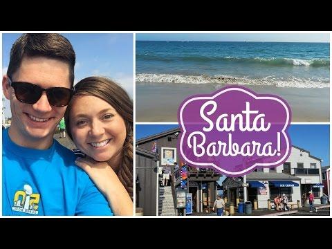 Santa Barbara Vlog! Road Trip + Vacay♡