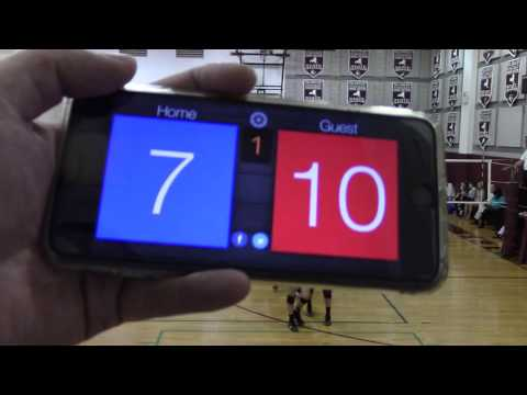 Varsity Volleyball: Chapin vs Poly Prep at Brearley/Dalton Invitational 2016