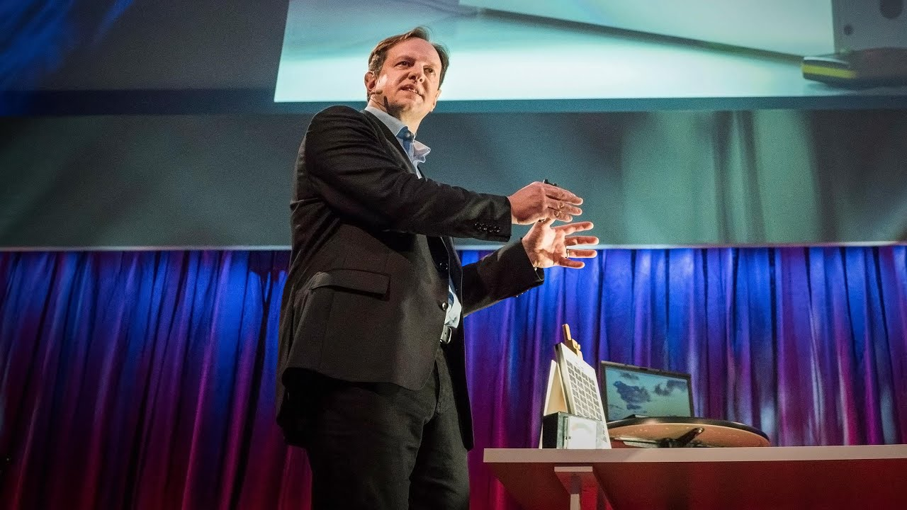 Forget Wi-Fi. Meet the new Li-Fi Internet | Harald Haas