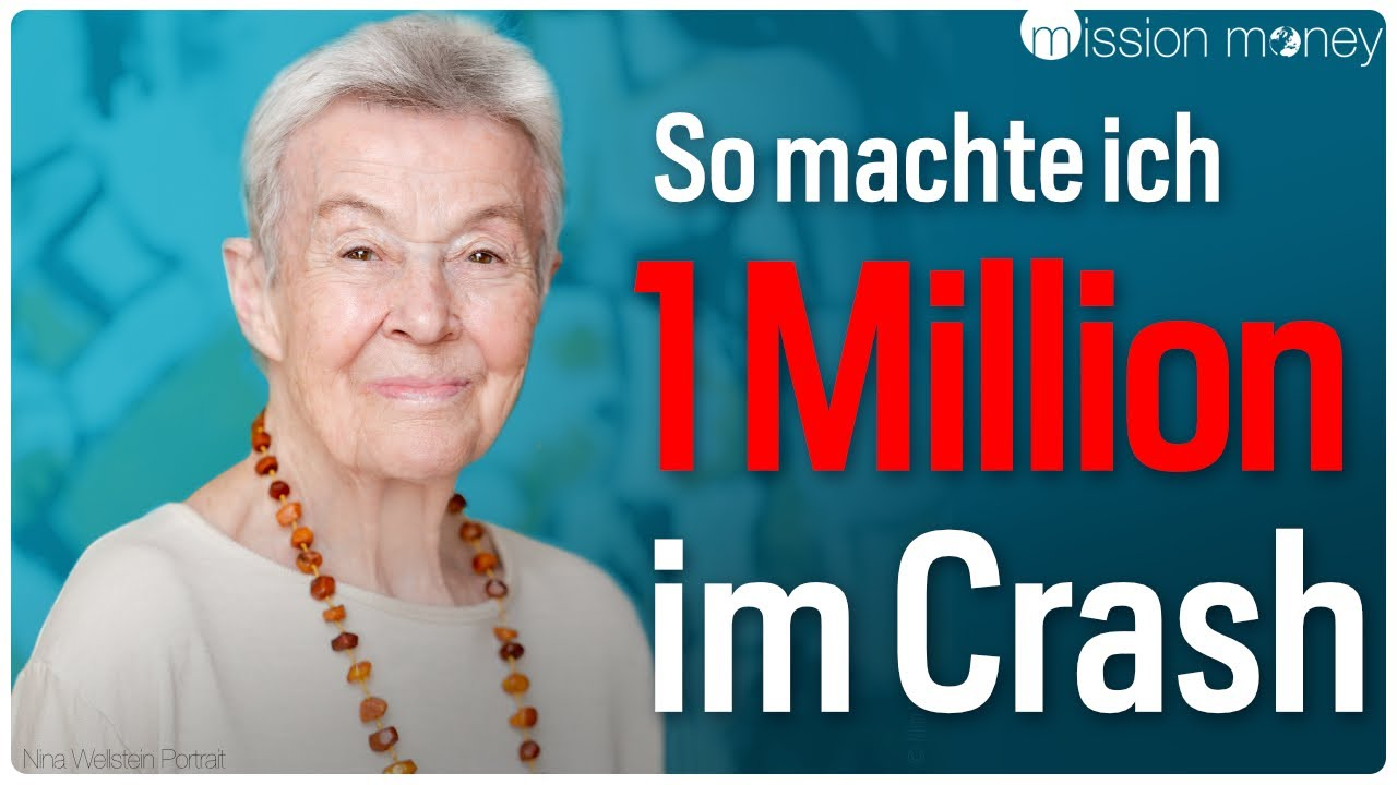 Beate Sander: Mit dieser mutigen Strategie meisterte ich den Crash! // Mission Money