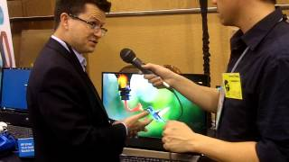 CES 2013: HP shows off affordable IPS monitors