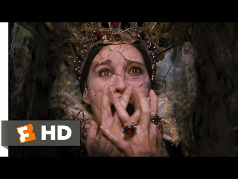 The Brothers Grimm (10/11) Movie CLIP - The Queen is Shattered (2005) HD