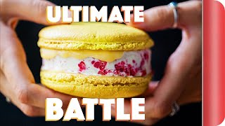 THE ULTIMATE ICE CREAM SANDWICH BATTLE
