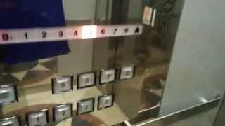浜松駅ビルメイワンのエレベーター(乗用/車いす対応機)