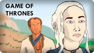 Game of Thrones Parody - Words Are Wind - Season 4 Episode 1