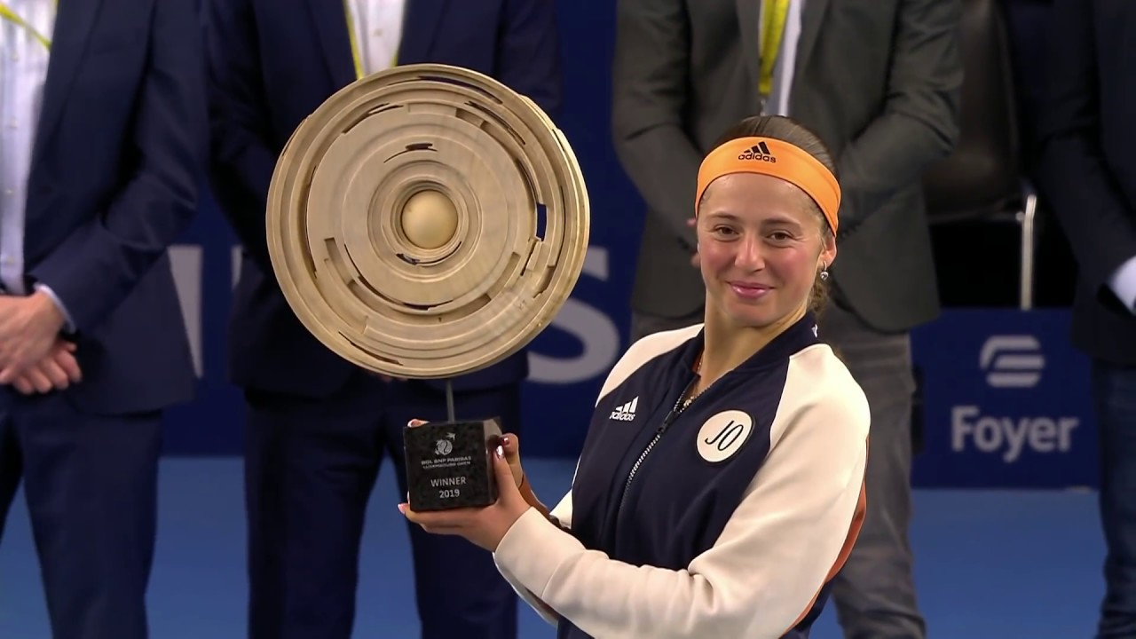 Julia Goerges vs. Jelena Ostapenko | 2019 Luxembourg Open Final | WTA Highlights