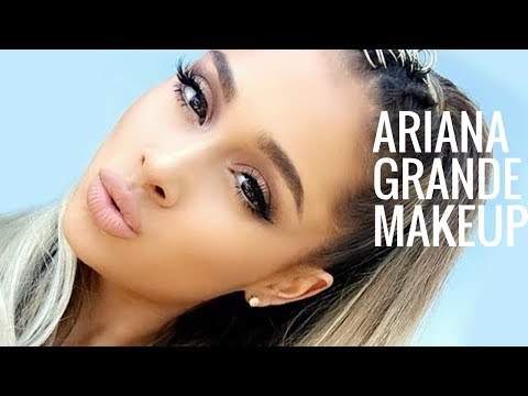 Ariana Grande Makeup Tutorial | One Love Concert | Eman