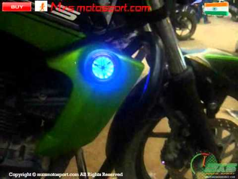 Yamaha Fz Logo Light