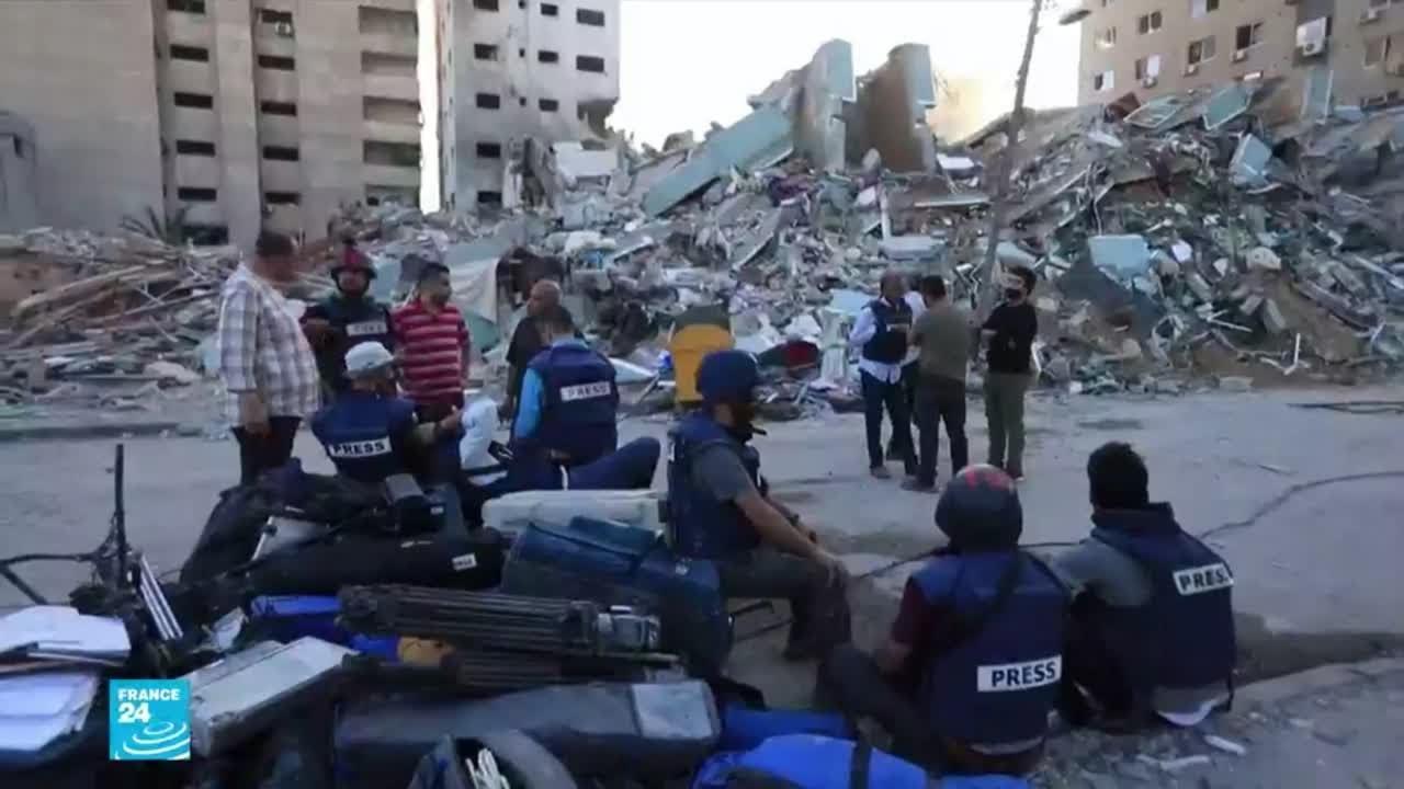 نتانياهو يبرر قصف المبنى الذي يضم مكاتب إعلامية في غزة.. فماذا قال؟  - نشر قبل 26 دقيقة