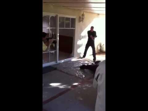 Angela Meryl  NCIS LA Stunt.MOV