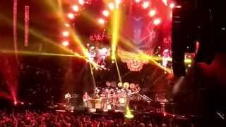 """Not Fade Away"" - Dead & Company @ Mad. Sq. Garden NYC 11/7/15 Weir, Hart, Kreutzmann w/ John Mayer"