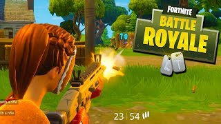 FAST FIVE! - Fortnite with The Crew!