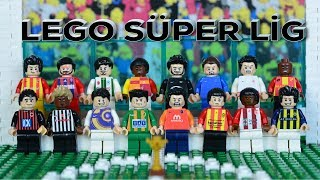 LEGO SÜPER LİG 2018 Tanıtım Filmi  (Süper Lig Maç Özetleri 2018)