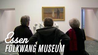 Folkwang Museum - Hier zijn de van Rossems: Essen
