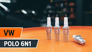 Wie Bremstrommel VW POLO (6N1) wechseln - Online-Video kostenlos