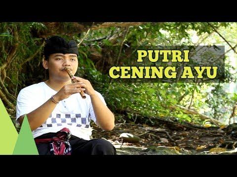 Gending Rare Bali - Putri Cening Ayu ( Suling Bali Version ) by juni ardika