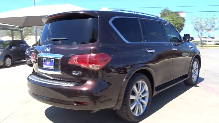 2012 infiniti qx56 san antonio austin new braunfels houston converse tx g60711a youtube. Black Bedroom Furniture Sets. Home Design Ideas