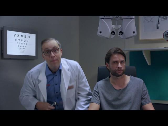 Interoptikeren linseavtalen - reklamefilm
