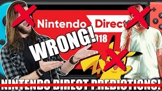So, I Was KINDA Wrong About That Nintendo Direct...