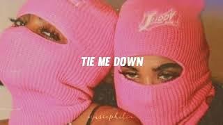 gryffin & elley duhé - tie me down (slowed + reverb)