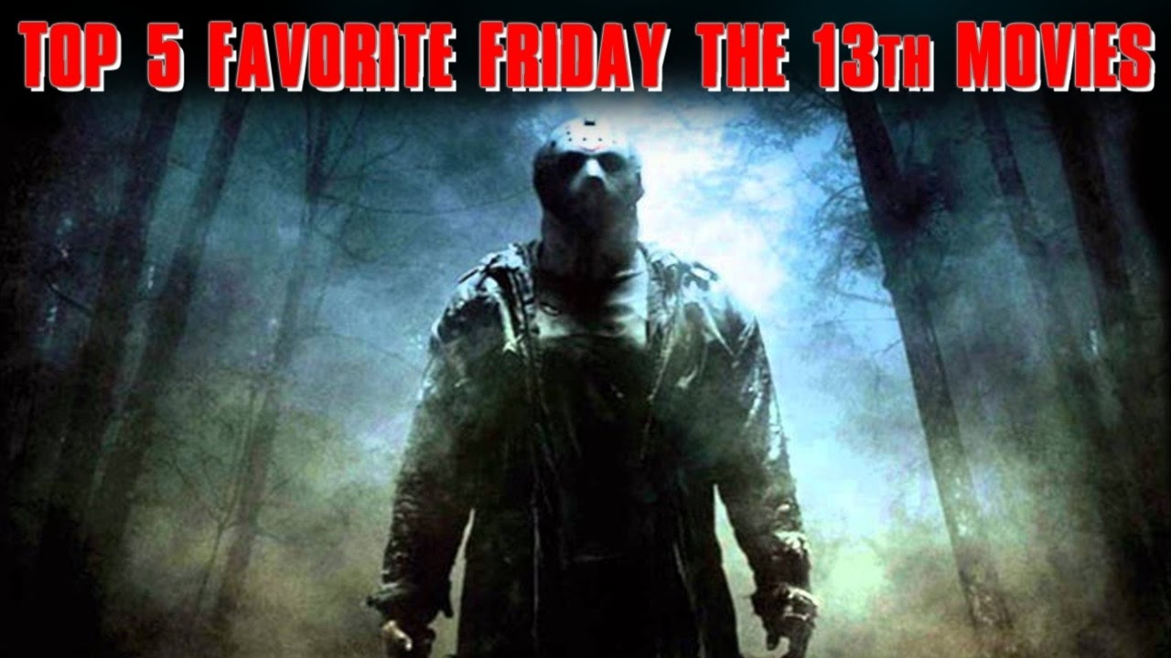 Download My Top 5 Favorite Friday the 13th Movies
