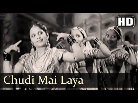 Chudi Main Laya | Achhut Kanya Songs | Ashok Kumar | Devika Rani | Dance| Filmigaane
