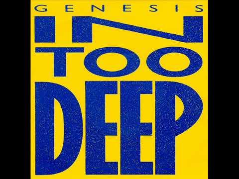 """Download """"In Too Deep"""" [1986] – Genesis (w/lyrics)"""