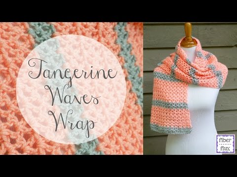 How to Crochet: Fortune's Wrap and Corner to Corner Decreases (Right