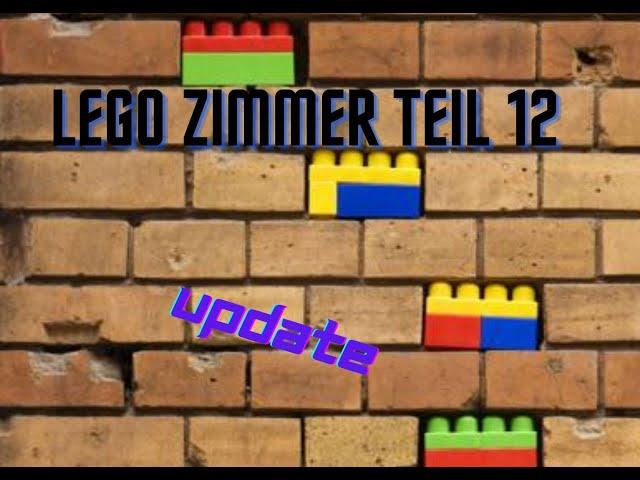 LEGO Zimmer Teil 12 - Update