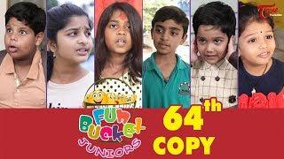 Fun Bucket JUNIORS | Episode 64 | Kids Funny Videos | Comedy Web Series | By Sai Teja - TeluguOne