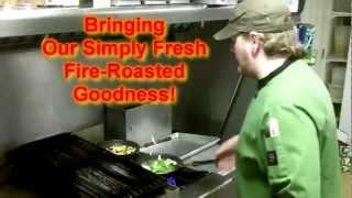 Fire-Roasted Goodness!  Simply Healthy Cafe Longview WA