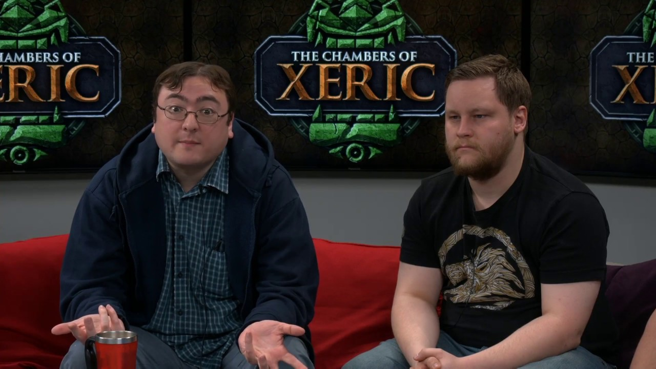 Raids: Chambers of Xeric - Old School RuneScape Q&A