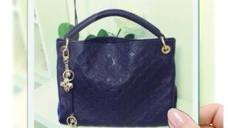 Louis Vuitton Empreinte Artsy MM in Infini Thumbnail