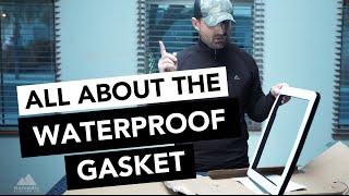 WATERPROOFING YOUR ROOFTOP AC | THE NOMADIC COOLING GASKET | VANLIFE