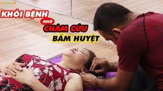 Lớp trị liệu bấm huyệt của Master Kalpesh - Shivom Yoga & Dance