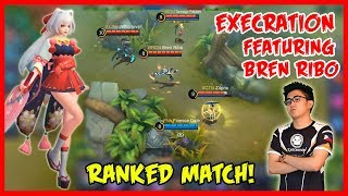 Z4pnu with Kagura Against Finesse Solid | Ranked Match - Mobile Legends