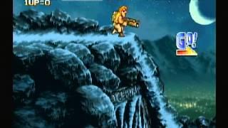 Metal Slug Anthology - Metal Slug 3 (Nintendo Wii) Game Play