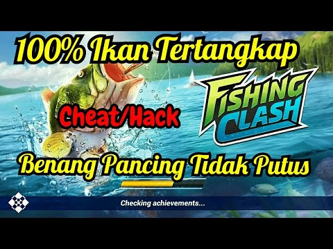 fishing clash mod apk revdl