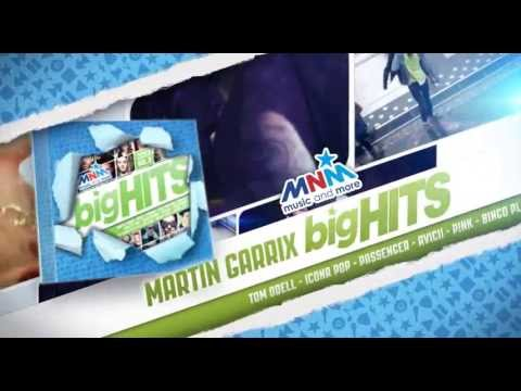 MNM BIG HITS 2013.03 - 1CD - TV-Spot