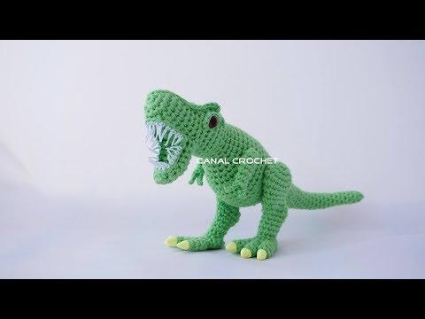 Dinosaurio Rex Tutorial