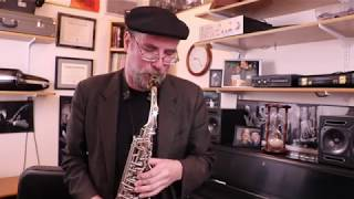 Greg Fishman Jazz Studios Video Lessons