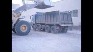Погрузка щебня ЭкоТрафик(Подробнее здесь: http://sheben.6421353.ru/ Наша компания предлагает вам купить гранитный, известняковый щебень, отсев,..., 2014-03-22T07:15:48.000Z)