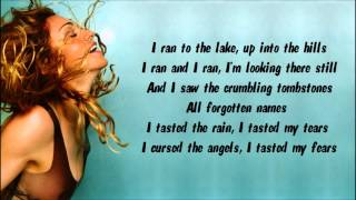 Madonna - Mer Girl Karaoke / Instrumental with lyrics on screen