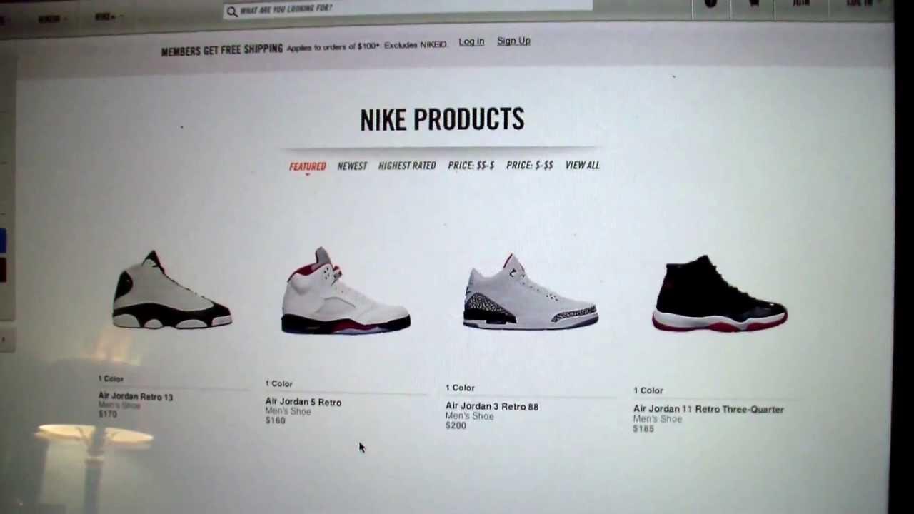 1cc246b6a0db Epic Nike Store Restock 4 10 2013