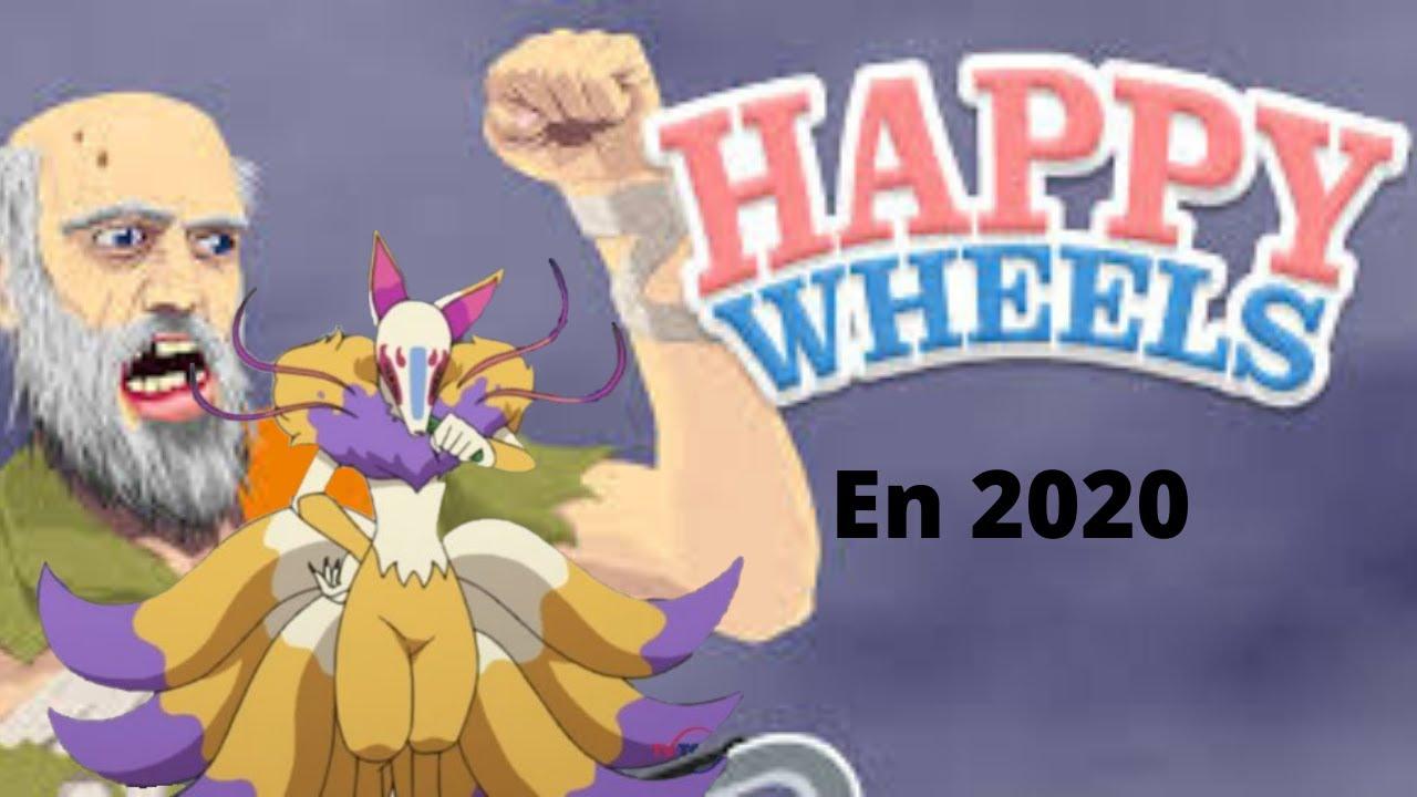 Happy Wheels con FNAF