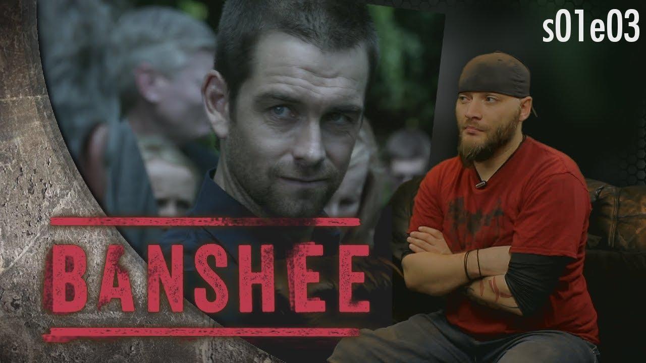 Download Banshee: 1x3 'Meet the New Boss' REACTION